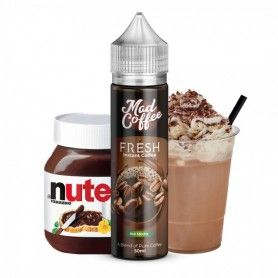 Nut Mocha 50ml - Mad Coffee