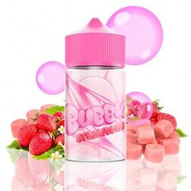 Bubble Strawberry 50ml the vape distillery