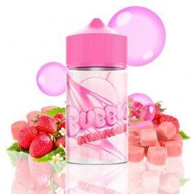 Bubble Strawberry 50ml the vape distillery