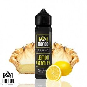 Lemon Cream Pie 50ml - Mondo E-liquids