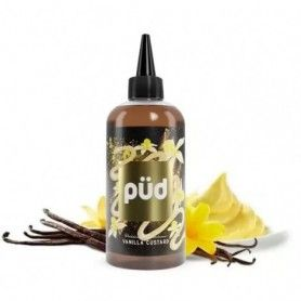 Vanilla Custard 200ml - Püd by Joe's Juice