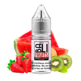 Watermelon + Kiwi + Strawberry 10ml - Bali Fruits Salts by Kings Crest