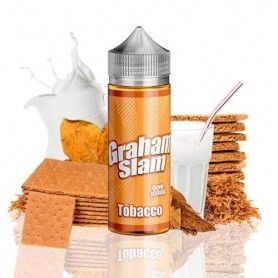 Graham Slam Tobacco 100ml - The Mamasan