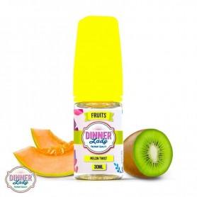 Aroma Melon Twist 30ml - Dinner Lady Fruits