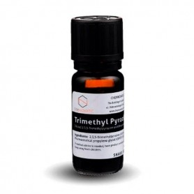 Molecula Trimethyl Pyrazine 10ml - Chemnovatic