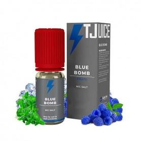 Blue Bomb 10ml - T-Juice Salts