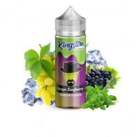Grape Zingberry 100ml - Kingston E-liquid