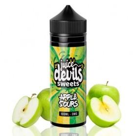 Apple Sours Sweets 100ml - Juice Devils