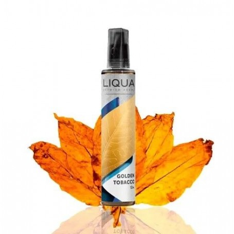 Aroma Golden Tobacco 12ml - Liqua