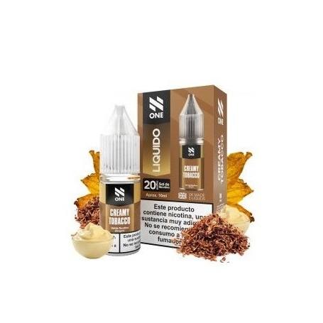 Creamy Tobacco NicSalts 10ml - N-One