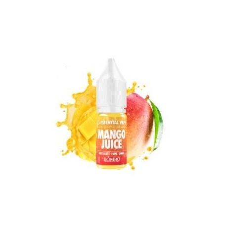 Mango Juice 10ml - Essential Salts by Bombo