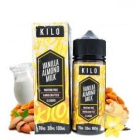 Vanilla Almond Milk 100ml - Kilo V2