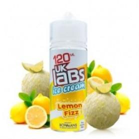 Lemon Fizz 100ml - UK Labs