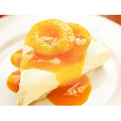 Apricot Cheesecake - Hangsen Vengers