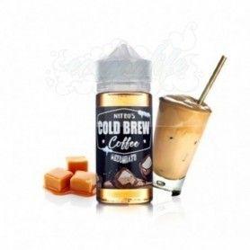 Macchiato - Nitro´s Cold Brew Coffee 100ml (booster)