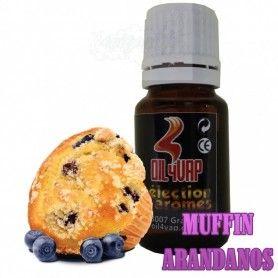 Aroma Muffin de Arándano - Oil4vap