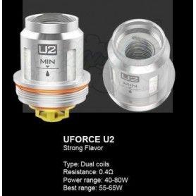 Resistencia Uforce U2 - Voopoo