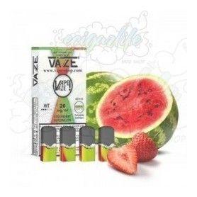 Toni Pod Strawberry Watermelon 20mg/ml (4pcs) - Vaze