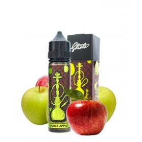 nacho Double Apple 50 ML - Nasty Juice Shisha