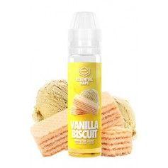 Vanilla Biscuit 50ML - Bombo