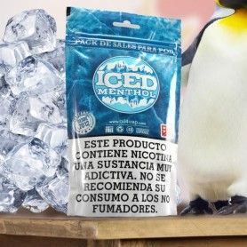 Pack Iced Menthol + NikoVaps 30ML - Oil4vap Sales