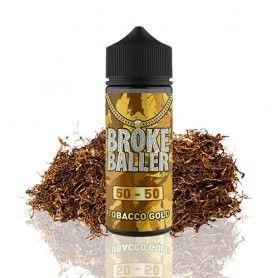 Tobacco Gold 80ML - Broke Baller