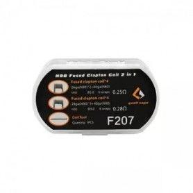 N90 Fused Clapton coil 2 en 1 - Geekvape