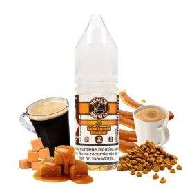 Salt Salted Caramel Macchiato 10ml - Barista