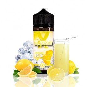 Lemonade Ice 100ml - The Mixologist Chiller