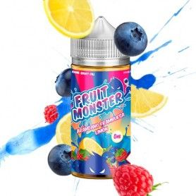 Blueberry Raspberry Lemon 100ml – Fruit Monster by Jam Monster