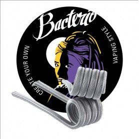 Mad f*cking 0.13 Ohm (pack 2) – Bacterio Coils